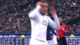 Equipe de France : Occasion manquée de C. Rodríguez (82') (1-0)
