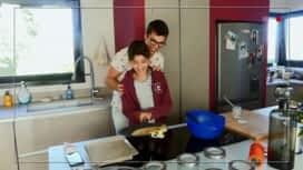 Le meilleur pâtissier : Charles et Martin, les frères compétiteurs