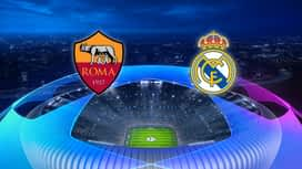Champions League : 27/11 : AS Rome - Real Madrid