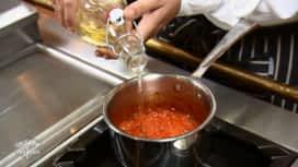 Objectif Top Chef : La concassée de tomates de Camille Delcroix