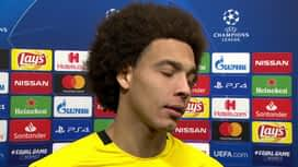 Champions League : 28/11 : Witsel (Dortmund)