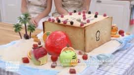 Le meilleur pâtissier : L'île aux fruits de Gabriella et Louna