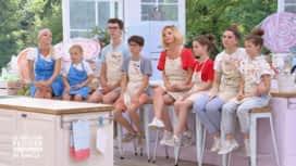 Le meilleur pâtissier : Le meilleur duo de pâtissiers en famille est...