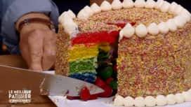 Le meilleur pâtissier : Le gâteau piñata de Mercotte