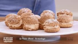 Le meilleur pâtissier : Le Paris-Brest de Roxane et Gabriella