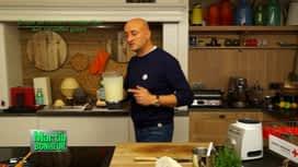 Martin Bonheur : Soupe de cresson et chou-fleur aux crevettes grises - Spéciale...