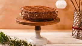 Jóízű Karácsony : Nutella®-val töltött torta