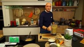 Martin Bonheur : Soupe de lentilles au chou poêlé aux lardons - Spéciale Croix-Rouge