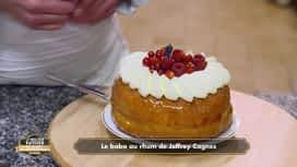 Le meilleur pâtissier, les professionnels : Le baba au rhum de Jeffrey Cagnes