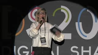 Digital Shapers konferencija 2018. : Saruul Krause-Jentsch : Audio 2.0 and the Revival of Podcasts