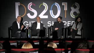 Digital Shapers konferencija 2018. : Panel : The Data Challange for Companies
