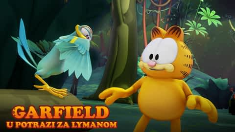 Garfield u potrazi za Lymanom en replay