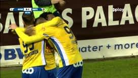 Croky Cup : 06/12: Union Saint-Gilloise - Knokke : résumé