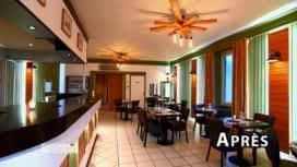 Cauchemar en cuisine avec Philippe Etchebest : Allan et Elodie découvrent leur nouveau restaurant !