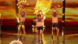 La France a un incroyable talent : Les All in one Tahiti mettent le feu en demi-finale !