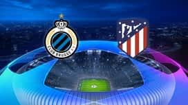 Champions League : 11/12 : FC Bruges - Atletico Madrid