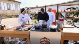 Objectif Top Chef : Camille, la nouvelle école de la génoise