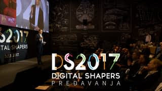 Digital Shapers konferencija 2017. : EVANGELOS PAPATHANASSIOU : What's next in digital publishing