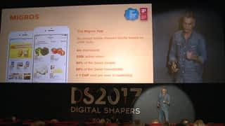 Digital Shapers konferencija 2017. : OLIVER DROST : Ideas meet technology