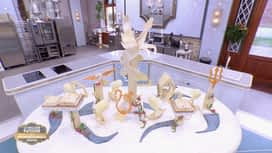 Le meilleur pâtissier, les professionnels : Les plus belles créations (Emission 4)