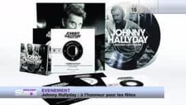 Absolument Stars : Johnny Hallyday: à l'honneur pour les fêtes!