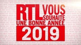 M6 recommande : RTL vous souhaite ses meilleurs vœux pour 2019