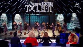 La France a un incroyable talent : La prestation de RB Dance Company met une claque au jury !