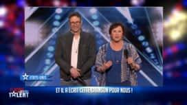 La France a un incroyable talent : Jamais sans ma mère !