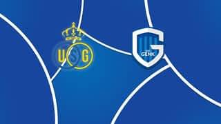 Croky Cup : 19/12: Union Saint-Gilloise - Genk