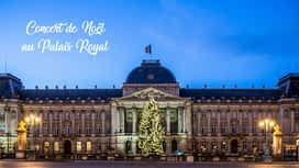 Concert de Noël au Palais Royal en replay
