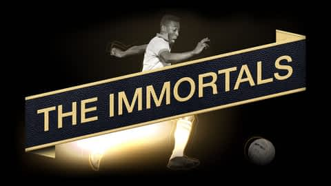 The Immortals en replay