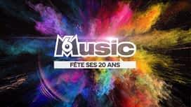 20 ans de musique sur M6 en replay