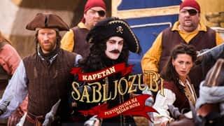 Kapetan Sabljozubi: Pustolovina na sedam mora