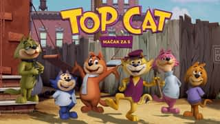 Top Cat: Mačak za 5