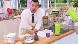 Le meilleur pâtissier - célébrités : Quand tu commences à comprendre la recette de Mercotte