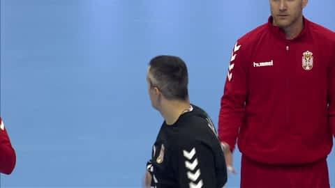 Grupa A - SP2019 : Srbija - Rusija