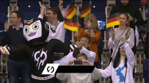 Grupa A - SP2019 : Njemačka - Brazil