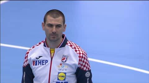 Hrvatska : [2. kolo] Hrvatska - Japan