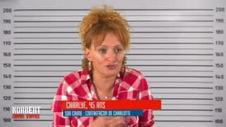 Charlye, contrefaçon de Charlotte / Ganou, blanchiment de sandwich