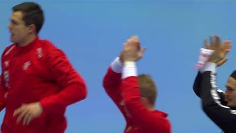 Grupa C - SP2019 : Danska - Norveška
