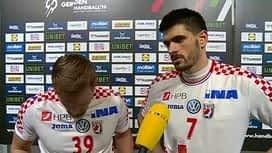 Hrvatska : [HRV-ŠPA] Stepančić i Mandić