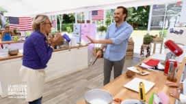Le Meilleur Pâtissier - Chefs & Célébrités : Christine Bravo crie au sabotage !