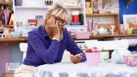 Le Meilleur Pâtissier - Chefs & Célébrités : Christine Bravo est au chômage technique
