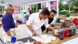 Le Meilleur Pâtissier - Chefs & Célébrités : Waly Dia copie sur Yannick Delpech !