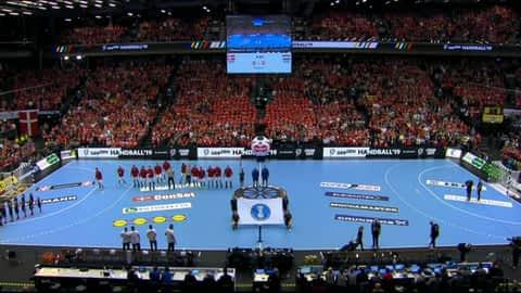 Skupina II : Danska - Mađarska