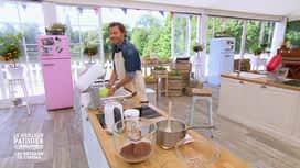 Le meilleur pâtissier - Chefs & célébrités : Un gâteau... sans farine