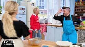 Le meilleur pâtissier - célébrités : Le bêtisier de l'émission 3