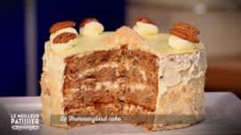 Le Meilleur Pâtissier - Chefs & Célébrités : La recette du Hummingbird cake de Mercotte