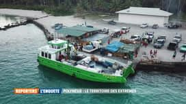 Reporters : Polynésie: le recto et le verso de la carte postale