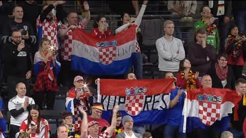 Hrvatska : [8. kolo] Francuska - Hrvatska